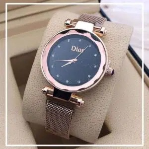 Woman Watch Dior