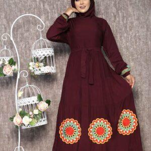 فستان أرابيسك