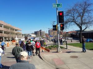 Science March Sioux Falls