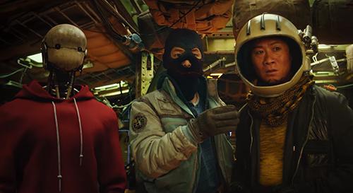 ซงจุงกิ คืนจอหนังไซ-ไฟ Space Sweepers เผยตัวอย่างแรกสุดระทึก