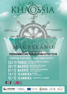 Khaossia Tournee 2018