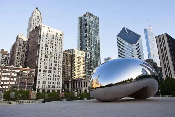 شيكاغو من اجمل اماكن سياحية في امريكا