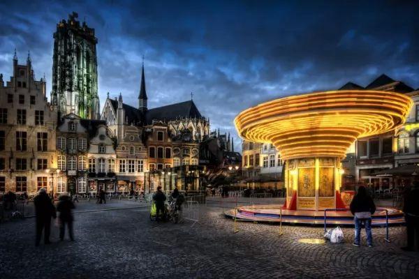 مدينة ميشلين من اجمل اماكن سياحية في بلجيكا