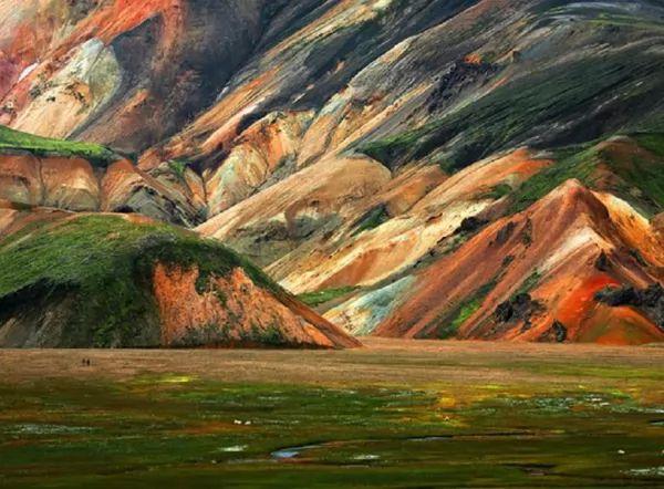لاندمانالوجار من اجمل اماكن سياحيه في ايسلندا