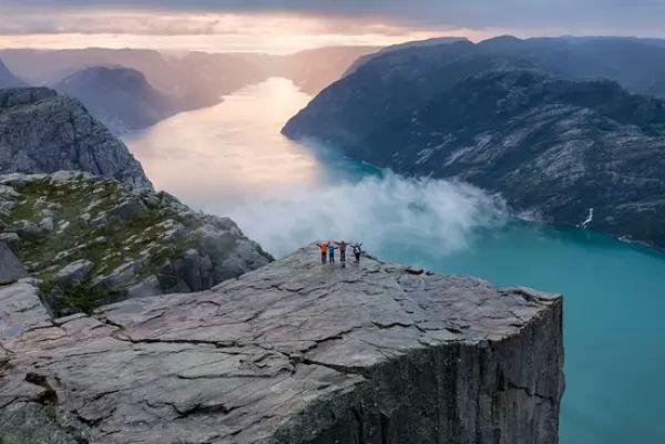 مدينة ستافنجر من اجمل اماكن سياحية في النرويج