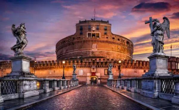 متاحف الكابيتولين من اشهر متاحف روما