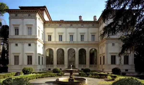 متحف فيلا فارنيسينا من اشهر متاحف روما