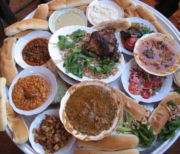 طعام الشعب السوداني