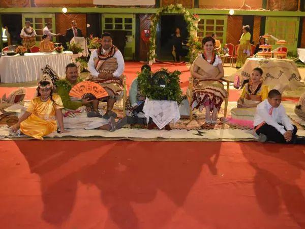 عادات وتقاليد قبيلة تونغا