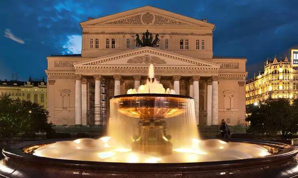 مسرح البولشوي موسكو