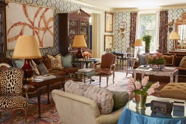 غرف الجلوس الفرنسية