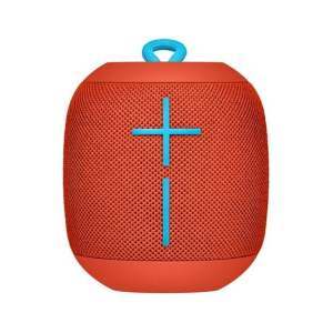 Ultimate Ears Wonderboom Portable Bluetooth Speakers Fireball Red-0