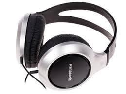 Panasonic RP-HT211E-S Headphone (Silver, Over The Ear)-5183