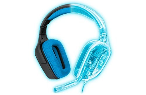 Logitech G430 Surround Sound Gaming Headset with Dolby 7.1 Technology-5596