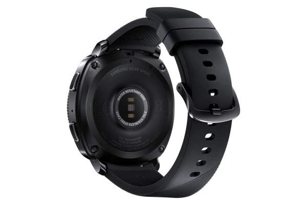 Samsung Gear Sport Smartwatch (Black) (100% New but Packing/Seal is Damage) with 1Year Warranty-5721