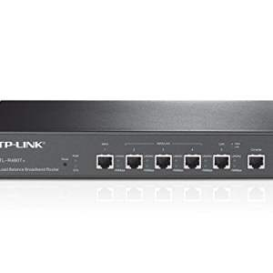 TP-Link TL-R480T+(V5) Load Balance Broadband Router-0