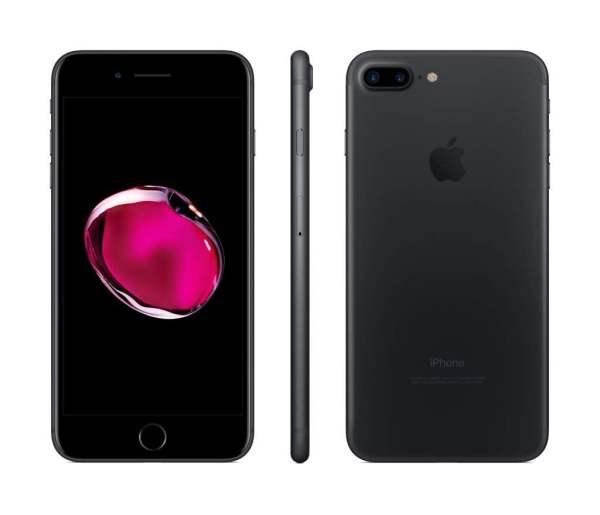 Apple iPhone 7 Plus (32GB) - Jet Black MQU72HN/A-7202