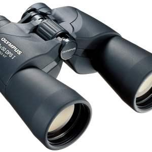 Olympus 118760 10x50 DPSI Wide-Angle Binocular (Black)-0