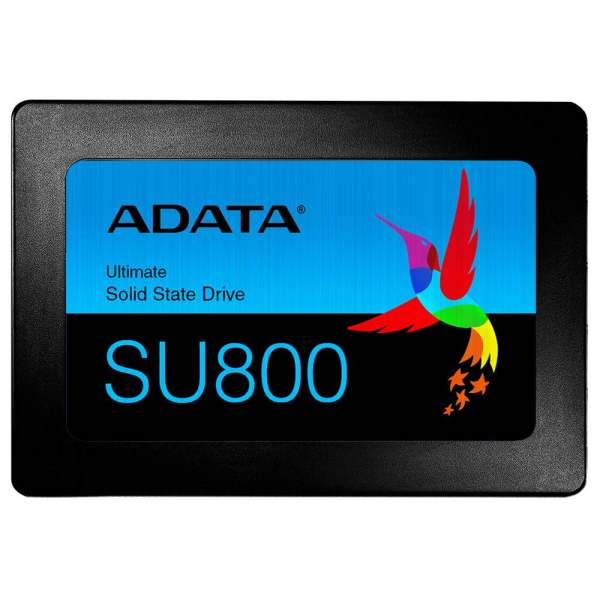 ADATA Ultimate 2.5 Inch for Laptop SU800 3D NAND 512GB Solid State Drive (ASU800SS-512GT-C)-0