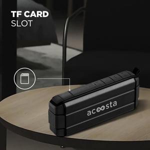 TF/ SD card slot