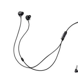 Marshall Mode In-Ear Headphones (Black)-0