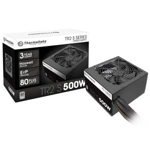 Thermaltake TR2 S 500W Power Supply PS-TRS-0500NPCWEU-2)-0