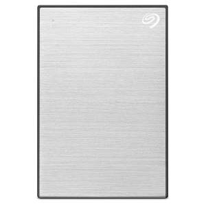 Seagate 2TB Backup Plus Slim USB 3.0 External Hard Drive for PC/Mac (Silver)-0
