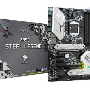 ASRock Motherboard Z390 Steel Legend-0