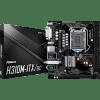 ASRock Motherboard H310M-ITX/ac Intel LAN HDMI/DVI/D-Sub USB 3.1 Gen1 802.11ac WiFi Retail/H310M-ITX/AC-0