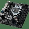ASRock Motherboard H310M-ITX/ac Intel LAN HDMI/DVI/D-Sub USB 3.1 Gen1 802.11ac WiFi Retail/H310M-ITX/AC-9586