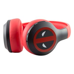 Marvel Dead Pool Over The Ear Wireless Headphone (4)