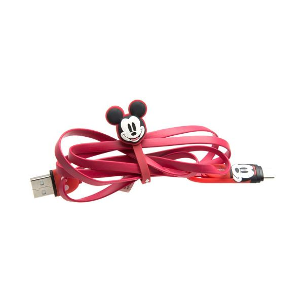 Reconnect Disney Mickey Mouse Dual Cable (1)