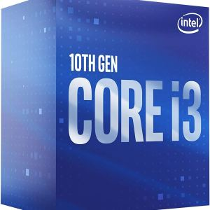 Intel Core I3-10100F 6M Cache, up to 4.30 GHz Processor