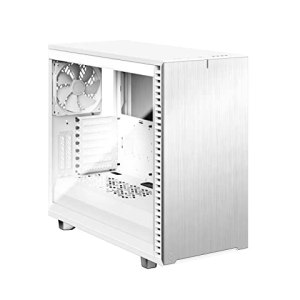 Mid Tower Computer Case (White)