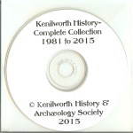 Kenilworth History 1981 to 2015