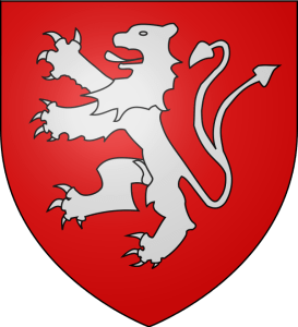 Coat of arms of Simon de Montfort