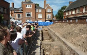 Leicester Greyfriars Dig
