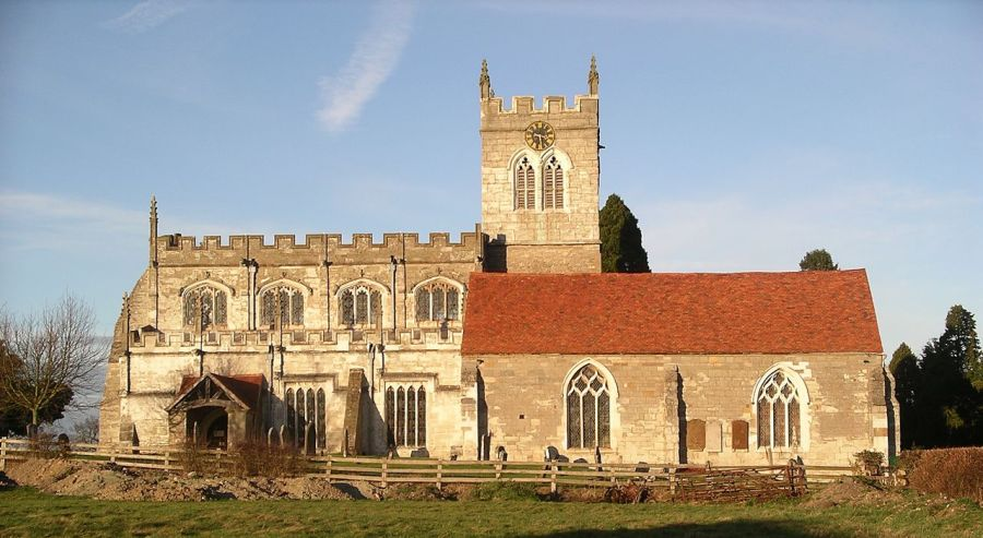 St Peter's Church, Wootton Wawen, Warwickshire