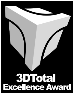 excellence-award 3D total