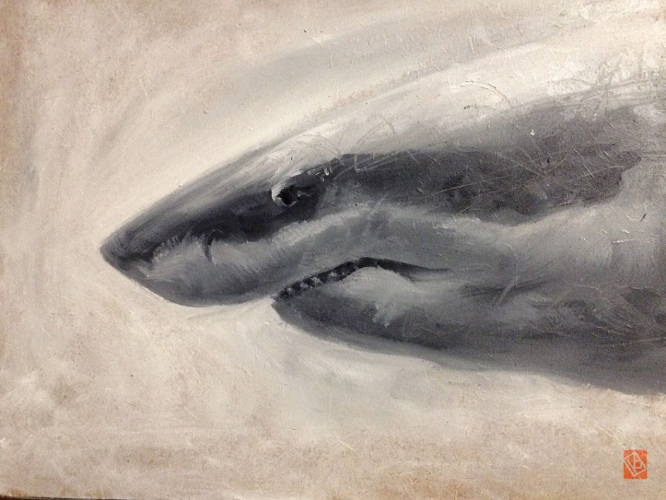shark_oil_on_wood_02