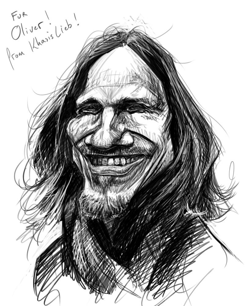 Oliver-caricature
