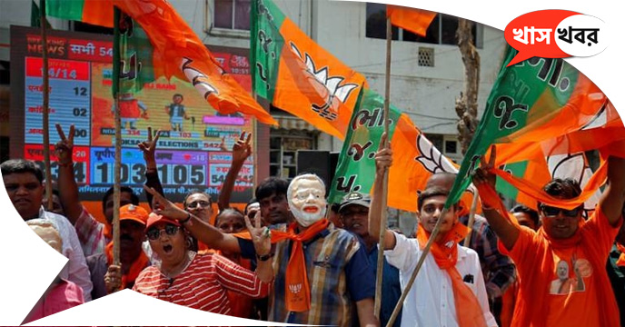 BJP has increased its worker base by almost 50 percent