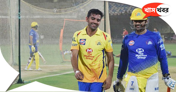 Deepak Chahar told how Dhoni taught him to finish the match