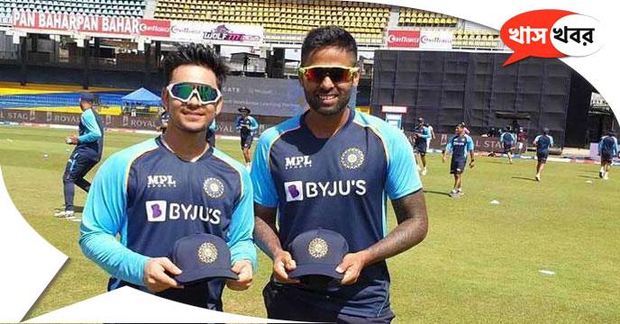 IND vs SL: Ishan Kishan made his ODI debut on his birthday