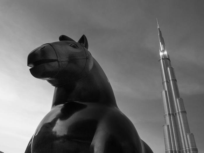 Botero in Dubai