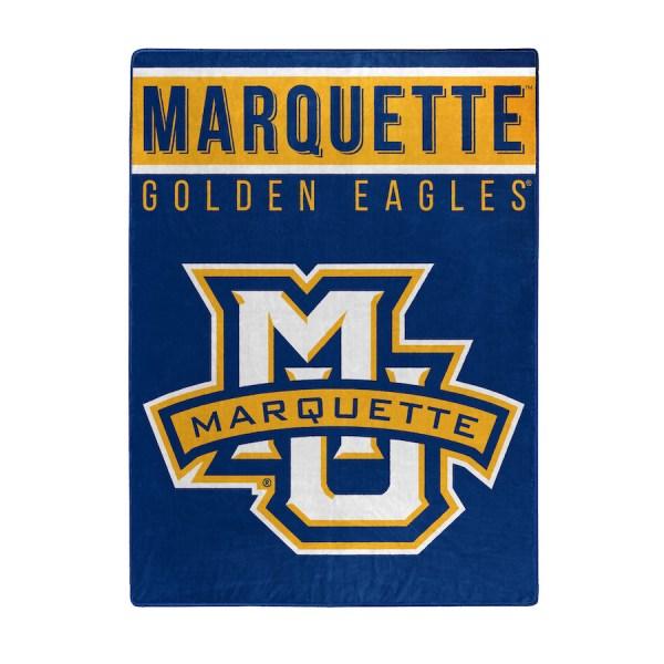 Marquette Golden Eagles Large Plush Fleece OVERTIME 60 x ...