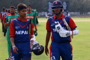 Nepal Crashes Out of The ACC Emerging Nations Cup! - Khel Dainik