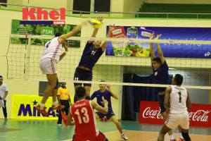 Central Zone Volleyball Tournament: Nepal Lost To Kyrgyzstan! - Khel Dainik