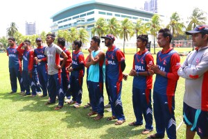 Nepal's premier team for U-19 Asia Cup Qualification Announced - Khel Dainik
