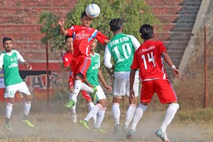 Garden FC, B13, Sahara Club & LG Association Enter SFs - Khel Dainik